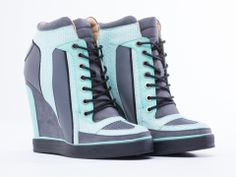 L.A.M.B. Summer in Mint Slate at Solestruck.com