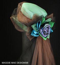 """""""Patton"""" Hat by MAGGIE MAE DESIGNS® - http://www.maggiemae.com"""