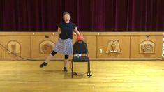 Senior Fitness, Intense Workout, Exercises For Seniors
