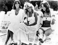 Charlie's Angels. Kate Jackson. Farrah Fawcett. Jaclyn Smith.