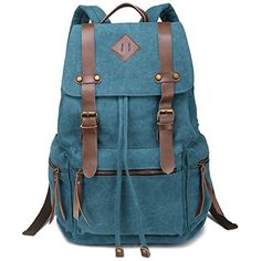 cada5708f6 New Fashion Women Shoulder Bag Men Canvas Backpack Vintage Backpack  Multi-Color Leisure Travel Bags Unisex Backpacks