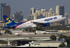 Spirit Airlines | Spirit Airlines N605NK aircraft at Fort Lauderdale - Hollywood Int ...