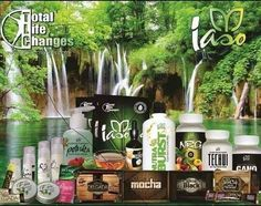 TLC Iaso Tea products and review! If you are tired of trying every new diet and not achieving or maintaining your weight loss! Its time for a change!!