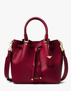 08605e2896 Blakely Leather Bucket Bag – Today s Fashion Item
