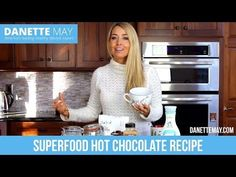 Superfood Hot Chocolate Recipe - http://www.bestrecipetube.com/superfood-hot-chocolate-recipe/