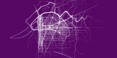 Beautiful Maps Reveal Where People Run In 22 Major Cities.