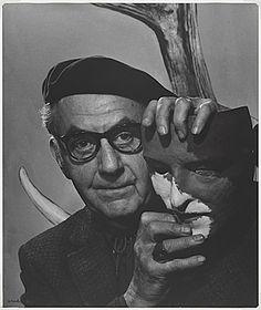 Man Ray, Yousuf Karsh, 1965