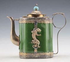 Chinese vintage teapot
