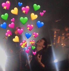 61 Ideas For Memes Love Emoji New Memes, Funny Memes, Sapo Meme, Harry Styles Memes, Heart Meme, Heart Emoji, Cute Love Memes, In Love Meme, One Direction Memes