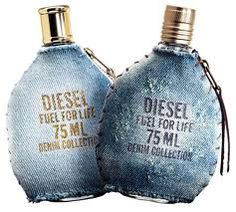 DIESEL FFL DENIM 1.7 Fl. Oz. Eau De Toilette Spray Men. Designer:diesel,