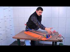 Cortador RUBI de azulejos y baldosas profesional TS