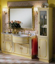 Мебель для ванных комнат Lineatre: Silver | Bathroom ~ Lineatre | Pinterest