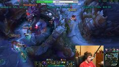 Plants in League add a nice flavor to the game! https://clips.twitch.tv/nighthawk20000/ThoughtfulHamsterANELE #games #LeagueOfLegends #esports #lol #riot #Worlds #gaming