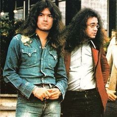 Glenn Hughes with Ian Paice