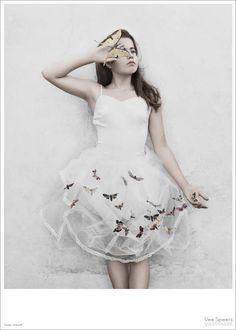 VEE SPEERS Thirteen - Untitled#9 50x70 cm poster. Buy it at http://vissevasse.dk/collections/vee-speers