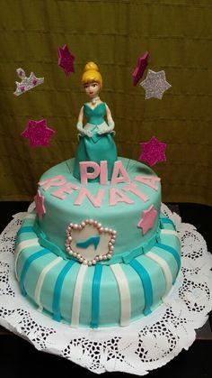 Torta princesa Senicienta