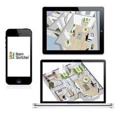 Want to see the power of a RoomSketcher Live 3D Floor Plans for Real Estate in action? http://www.roomsketcher.com/blog/2015-the-year-of-the-virtual-tour/ #estateagents #FloorPlanSoftware