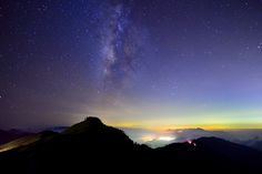 Milky way at Mt. Hehuan 合歡山銀河 | Flickr - Photo Sharing!