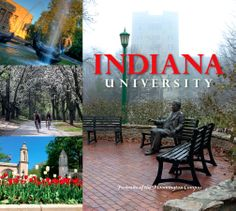 """""""Indiana University: Portraits of the Bloomington Campus"""" is a new book from Indiana University Press showcasing the natural and architectural beauty of IU. Each photograph illustrates why the Indiana University campus is known around the world as a work of art."""