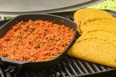 Beef Tacos - Weber