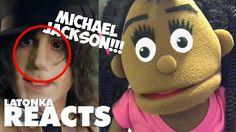 That is NOT Michael Jackson! - LaTonka Reacts