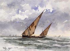 Outra marinha feita ao largo de cascais