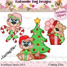 Cutie KaToodles - Christmas Dream Bears