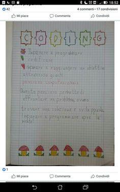Coding For Kids, Pixel Art, Back To School, English, Thoughts, Coding, High School Graduation, English Language, Entering School