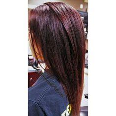 #thelegacysalon #hairbyhannahpeterson #hair #haircolor #color #redken #redkenobsessed #hairstyling #hairstyle #haircut #hairstylist #cosmetology #cosmetologist #cullmanal #cullmanhair #cullman #cullmamhairstylist #gorgeoushair #beautifulhair #instahair #imallaboutdahair #red #redviolet #straighthair #longhair #longhairdontcare #americansalon #modernsalon #stylistsupportstylist #behindthechair