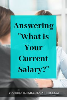 While illegal in many states to ask, you may be asked about your salary in your job interview. Here's how you can answer. Interview Questions And Answers, Job Interview Tips, Job Interviews, Job Resume, Resume Tips, Resume Examples, Resume Writing, Writing Tips, Job Hunting Tips