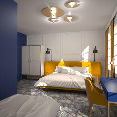 Bespoke Furniture, Public Spaces, Bed, Design, Home Decor, Decoration Home, Stream Bed, Room Decor