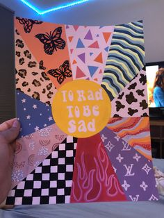 Easy Canvas Art, Simple Canvas Paintings, Small Canvas Art, Cute Paintings, Easy Canvas Painting, Mini Canvas Art, Diy Canvas, Diy Painting, Hippie Painting