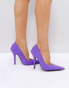 1b1f007966c Public Desire Tease Stiletto Heeled Shoes