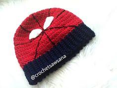 beside crochet: طواقي كروشية للأطفال.crocheted hats for kids Crochet Kids Hats, Crocheted Hats, Beanie, Knitting, Crochet Hat Patterns, Knitting Hats, Crochet Hats, Tricot, Breien