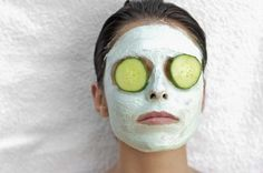Face Masks You Can Make at Home to Help Make Your Skin Healthier including Milk of magnesia mask