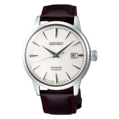 SARY085. Presage is the collection embodies the heritage of Seiko as a leading manufacturer of mechanical watches and it offers a wide range of dress watch styles in tune with the taste of discerning watch lovers.