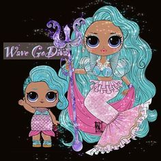 Lol Dolls, Cute Dolls, Art Drawings Sketches, Cartoon Drawings, Nightmare Before Christmas Quotes, Mermaid Barbie, Doll Drawing, Butterfly Background, Cool Toys For Girls