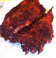 Slow cooker alert: Best ribs ever. In the universe. Seriously. | Lazygirl Gourmet