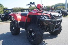Used 2014 Suzuki KingQuad 500AXi ATVs For Sale in North Carolina. 2014 Suzuki KingQuad 500AXi, 2014 Suzuki KingQuad 500AXi Over three decades, Suzuki literally invented the 4-wheel ATV. The Original Suzuki LT-125 established Suzuki as the First On 4-Wheels. The Suzuki KingQuad 500AXi carries on the tradition of performance that rules. Boasting the same advanced technology as the extraordinary KingQuad 750AXi, it's engineered to help you cut the work day down to size - or conquer the toughest…