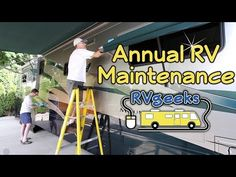 Overview Of Annual RV Maintenance And Spring Cleaning Tasks – RV Mods – RV Guides – RV Tips | DoItYourselfRV