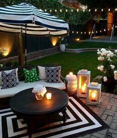 Outdoor space by Amy