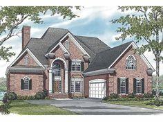 Tyndall house plan