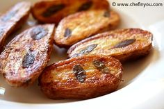 Oven roasted fingerling potatoes recipe- thinking this with rosemary and cheddar
