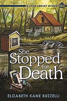 A blog about books, mysteries, crime fiction, authors, and reading.