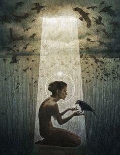 """The Messenger"" by JasonEngle"