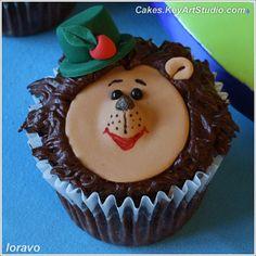 Toy Story Pricklepants Cupcake