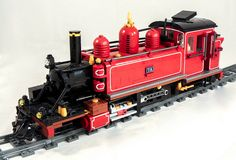 Puffing Billy Lego 7A | Flickr - Photo Sharing!