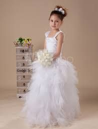 1000 images about robe mariage pour les filles on pinterest robes petite fille and tulle - Robe de petite fille pour mariage ...