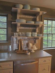 Martha Stewart cabinets  | Martha Stewart: #2 The cabinets are in her signature ... | KITCHENS..