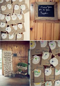 clever escort cards